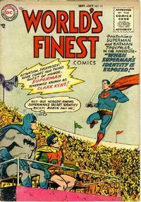 World's Finest Comics Vol 1 78
