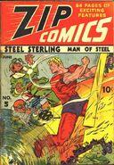 Zip Comics Vol 1 5