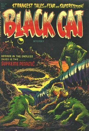 Black Cat Mystery Comics Vol 1 47