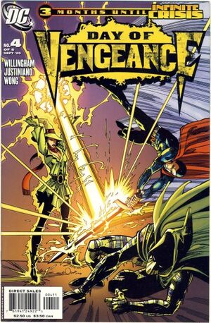 Day of Vengeance Vol 1 4