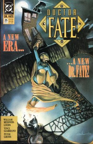 Doctor Fate Vol 2 25