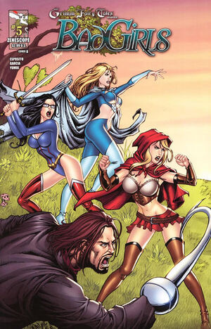 Grimm Fairy Tales Presents Bad Girls Vol 1 5