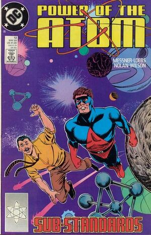 Power of the Atom Vol 1 12