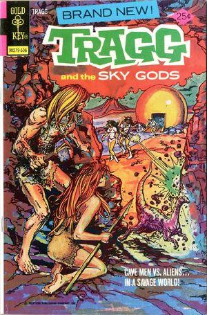 Tragg and the Sky Gods Vol 1 1