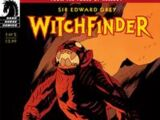 Sir Edward Grey Witchfinder: In the Service of Angels Vol 1 1
