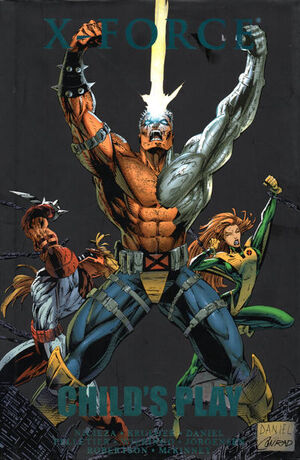X-Force Child's Play Vol 1 1