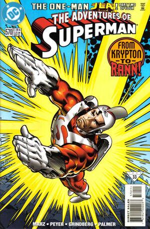 Adventures of Superman Vol 1 570