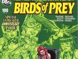 Birds of Prey Vol 1 100