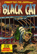 Black Cat Mystery Comics Vol 1 52