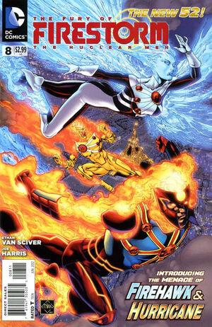 Fury of Firestorm The Nuclear Men Vol 1 8