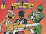 Mightily Murdered Power Ringers Vol 1 1