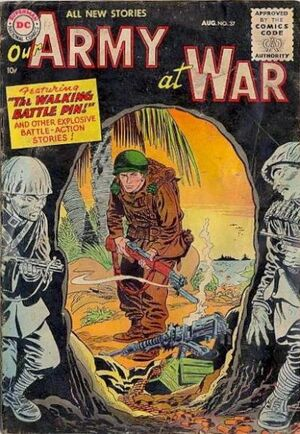 Our Army at War Vol 1 37