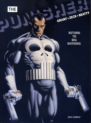 Punisher Return to Big Nothing HC Vol 1 1