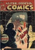 Super-Dooper Comics Vol 1 3