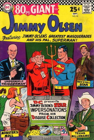 Superman's Pal, Jimmy Olsen Vol 1 95