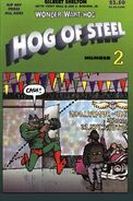 Wonder Wart­Hog Hog of Steel Vol 1 2