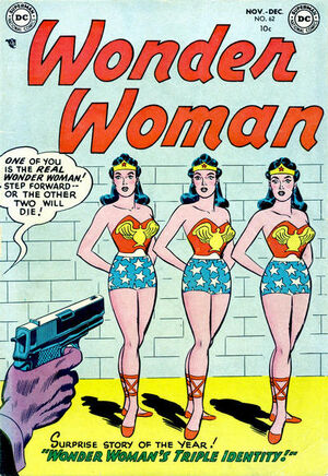 Wonder Woman Vol 1 62
