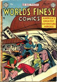 World's Finest Comics Vol 1 67