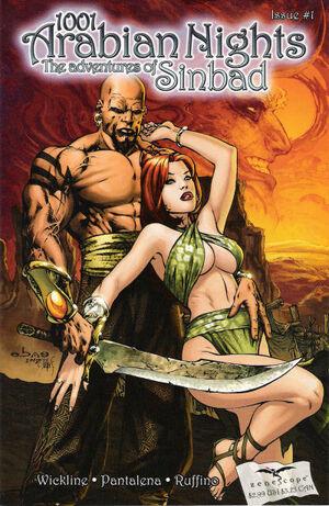 1001 Arabian Nights The Adventures of Sinbad Vol 1 1