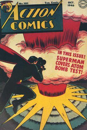 Action Comics Archives Vol 1 6