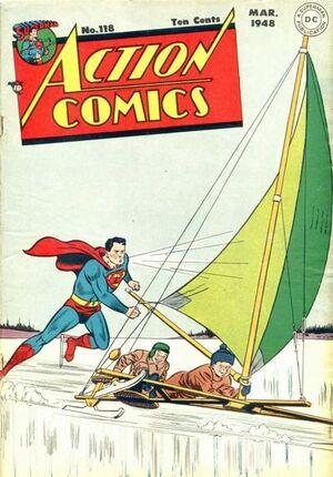 Action Comics Vol 1 118