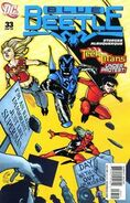 Blue Beetle Vol 7 33