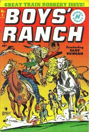 Boys' Ranch Vol 1 6