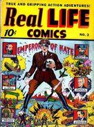 Real Life Comics Vol 1 3