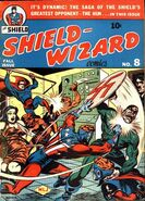 Shield-Wizard Comics Vol 1 8