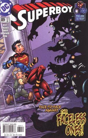 Superboy Vol 4 89
