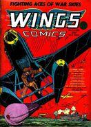 Wings Comics Vol 1 5