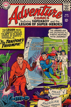 Adventure Comics Vol 1 347