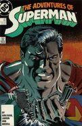 Adventures of Superman Vol 1 431