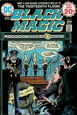 Black Magic (DC) Vol 1 6