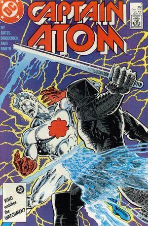 Captain Atom Vol 1 7