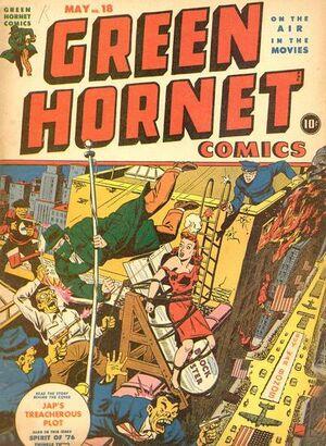 Green Hornet Comics Vol 1 18