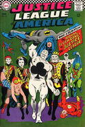 Justice League of America Vol 1 54