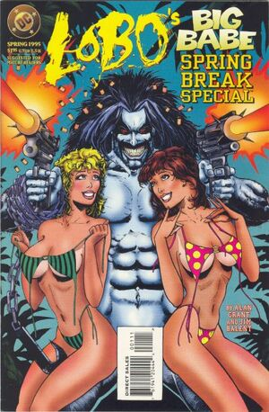 Lobo's Big Babe Spring Break Special Vol 1 1