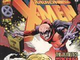 Professor Xavier and the X-Men/Over The Edge Flipbook Vol 1 2