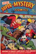 Super-Mystery Comics Vol 4 5