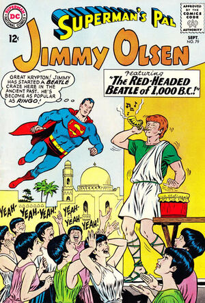 Superman's Pal, Jimmy Olsen Vol 1 79