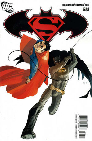 Superman Batman Vol 1 80
