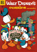 Walt Disney's Comics and Stories Vol 1 195