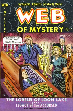 Web of Mystery Vol 1 2