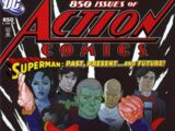 Action Comics Vol 1 850