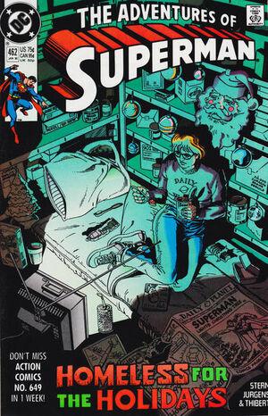 Adventures of Superman Vol 1 462