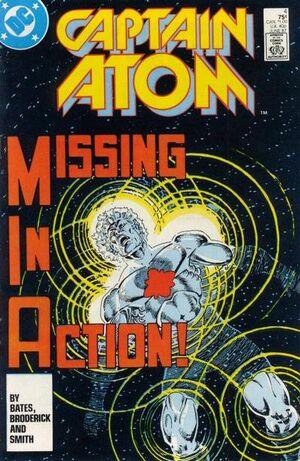 Captain Atom Vol 1 4