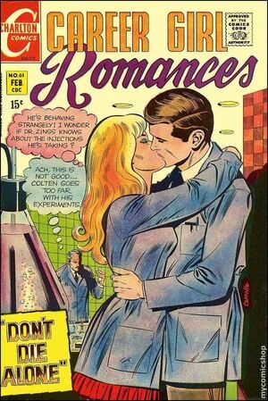 Career Girl Romances Vol 1 61