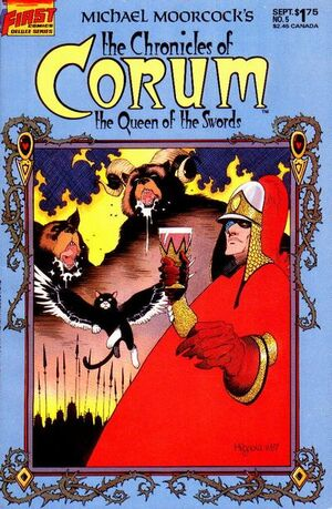 Chronicles of Corum Vol 1 5