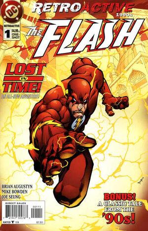 DC Retroactive Flash The '90s Vol 1 1
